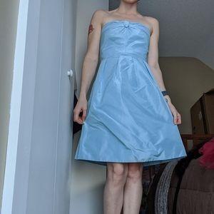Size 2 J. Crew 100% silk dress